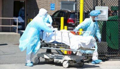Țara care are spitale pline și trimite pacienții cu Covid în Germania