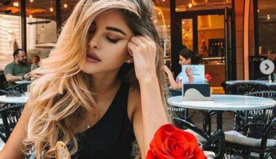Valeria Lungu a publicat prima imagine alături de iubitul ei