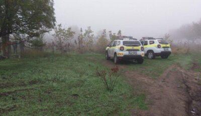 Un bărbat de 34 de ani, găsit strangulat într-un parc din Capitală
