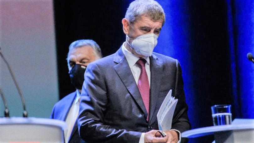 Foto: Covid-19: Premierul Cehiei și-a cerut public scuze de la cetățeni de 5 ori