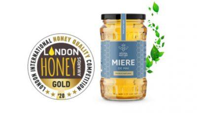 Regina Naturii – cel mai mare exportator de miere naturală din R.Moldova, lansează prima locație online cu miere de albine pură, cu livrare direct la ușă pe tot teritoriul Țării