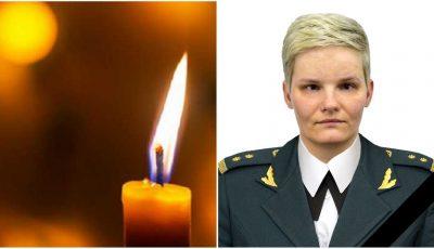 O angajată a Armatei Naționale a pierdut lupta cu noul Coronavirus la doar 32 de ani