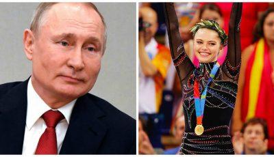 Alina Kabaeva, gimnasta care i-a născut copii lui Vladimir Putin, a dispărut fără urmă