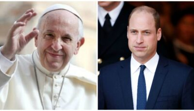 Papa Francisc și prinţul William al Marii Britanii, apel la umanitate