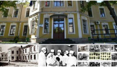 """Universitatea de Stat de Medicină și Farmacie """"Nicolae Testemiţanu"""" împlinește astăzi 75 de ani de la fondare"""