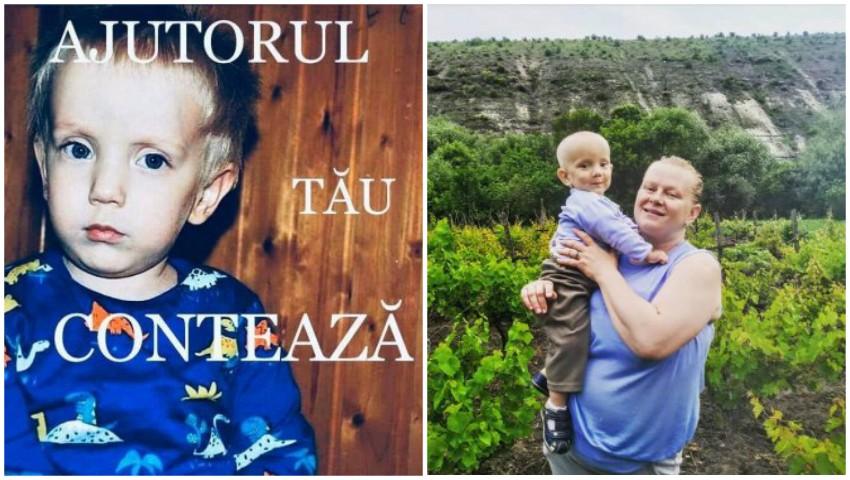 Mihăiță are nevoie de tratamentul Zolgensma, în valoare de 2,1 milioane de dolari. Împreună îl putem salva!