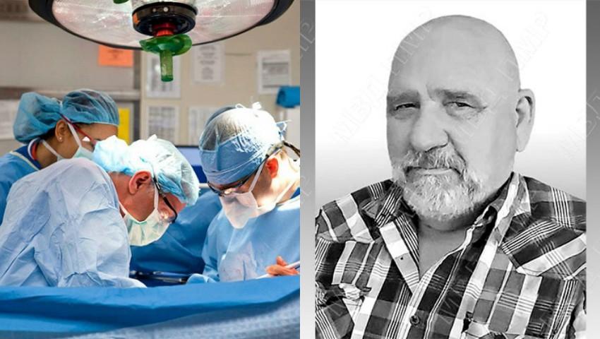 Unul dintre cei mai cotați medici reanimatologi din Transnistria, ucis de Covid-19