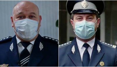 Poliția Capitalei se alătură campaniei #PoartăMascaCorect: Protejează-te și fii susținător pentru ceilalți