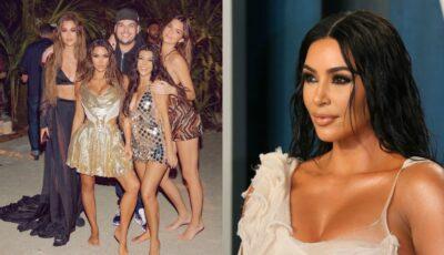 Kim Kardashian a împlinit 40 de ani și a dat petrecere pe o insulă privată în pandemie