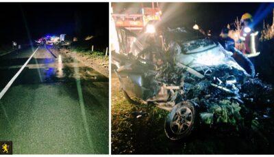 Accidentul din raionul Orhei cu 3 morți: cine sunt victimele. Ultimele detalii oferite de Poliție