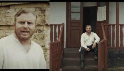 """Videoclipul lui Kapushon care îți dă fiori. ,,Prin ochii lui Ilie Vieru"""""""