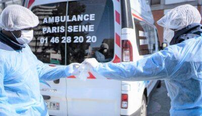 Franța: numărul de noi cazuri depășește pentru prima oară 30.000