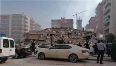 Ultima oră! Cutremur puternic în Grecia și Turcia. Clădiri prăbușite în Izmir. Sunt morți