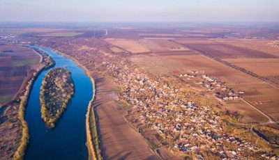 """Un american a ales să trăiască în Moldova, în Pohrebea: """"Aici e cel mai bun sat din lume"""""""