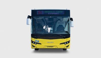Municipalitatea achiziționează 100 de autobuze noi. Iată cum vor arăta