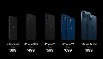 """Apple a lansat noul iPhone cu 5G. Tim Cook: """"Este începutul unei noi ere"""""""