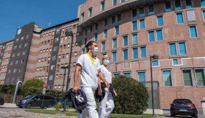Alarmant. Circa 9.000 cazuri noi de Covid-19, raportate în Italia