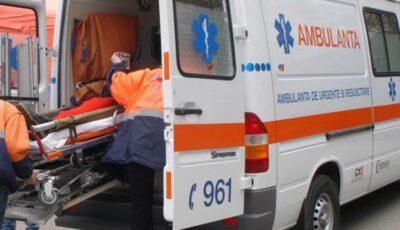 Un cazan de încălzire cu lemne a explodat la Cojușna. O femeie, transportată în stare gravă la spital