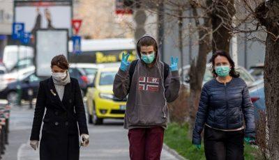 România: Măștile devin obligatorii peste tot, inclusiv pe stradă