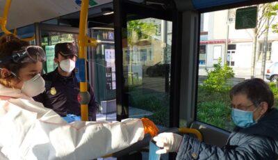 Studiu: cum se ia coronavirus în autobuz. Sfaturi esențiale pentru evitarea infectării