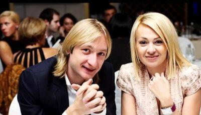 Iana Rudkovskaia și Evgheny Pliușcenko au devenit părinți pentru a doua oară