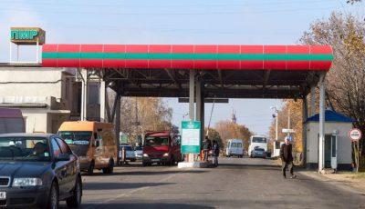 Tiraspolul a decis să deschidă frontiera în ziua alegerilor prezidențiale din Moldova
