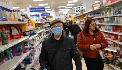 Magazinele și piețele care nu vor respecta măsurile de prevenție vor fi închise pe o perioadă de 3 luni