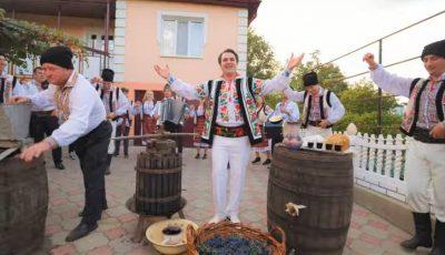 """""""Vinișor moldovenesc""""! Igor Cuciuc a lansat o nouă piesă de Hramul orașului"""
