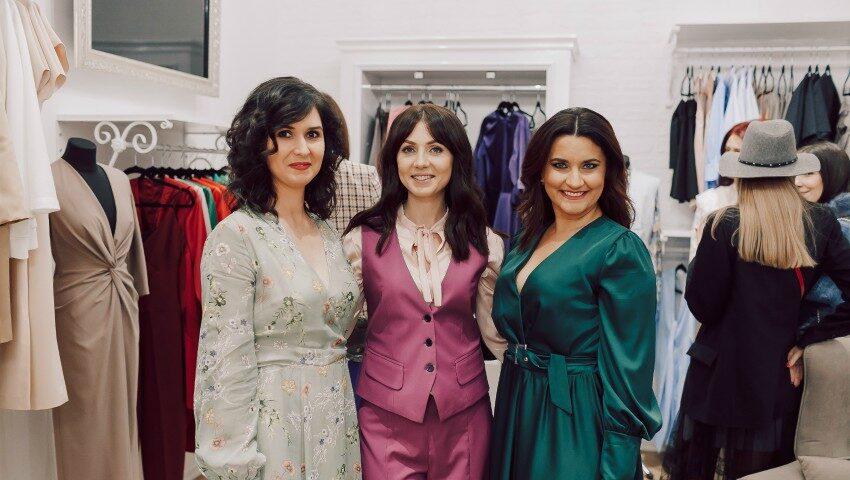 Primul fashion cafe din țară s-a deschis în inima Capitalei: la casa de modă Nikita Rinadi shopping-ul devine plăcut și relaxant!