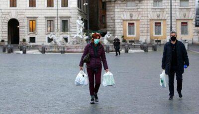 Italia a raportat un nou record de infectări. Regiunile afectate