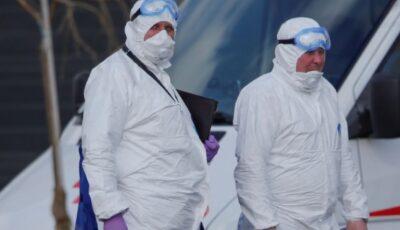 Coronavirus: Rusia a  înregistrat 244 decese în 24 de ore
