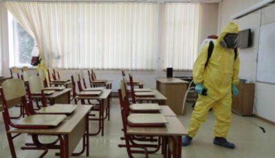 În Moscova se închid şcolile