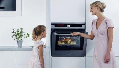 Cum alegi un cuptor încorporabil în bucătăria ta! Tot ce trebuie să știi: tipuri și avantaje