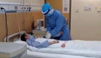 Doi bolnavi de Covid-19 din România au fost transferați în Germania