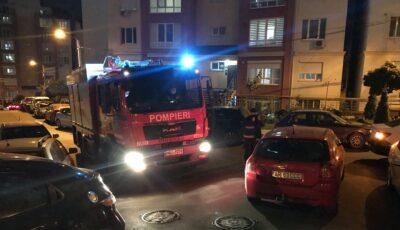 Poliția avertizează: Parcările neregulamentare în curțile blocurilor blochează accesul pompierilor către blocurile locative