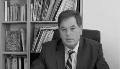 S-a stins din viață doctorul habilitat Nicolae Bucun