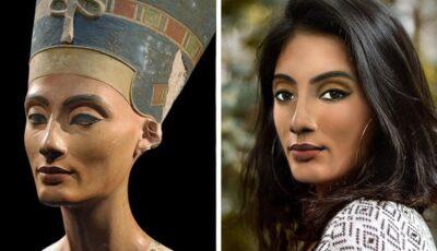 Foto! Cum ar arăta astăzi faimoasele personalități ale istoriei dacă ar fi contemporanii noștri?