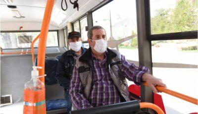 Aglomerația în transportul public din Chișinău este interzisă