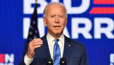 Joe Biden, în vârstă de 77 de ani, devine noul președinte al SUA