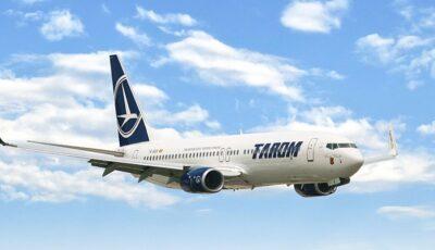 Compania Tarom reia zborurile pe cursa Chișinău-București
