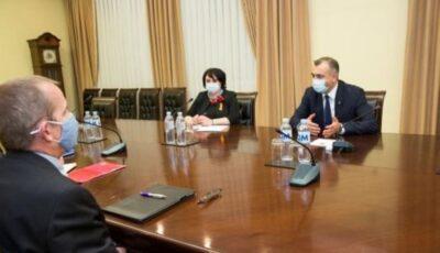 Primele loturi de vaccinuri ar ajunge pentru circa 30% din populația Republicii Moldova