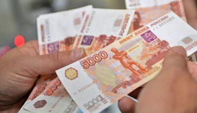 Transferurile de bani din Rusia au scăzut de trei ori în ultimii 5 ani
