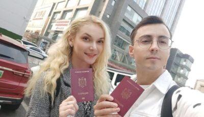 Doi moldoveni din China: O să parcurgem 3.090 km, pentru că ne pasă