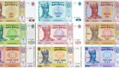 Astăzi, se împlinesc 27 de ani de la introducerea monedei naţionale a Republicii Moldova