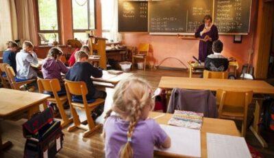 Coronavirus: câți elevi germani s-au infectat la școală