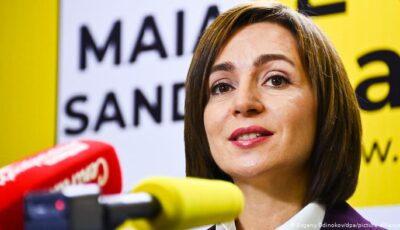Angajament asumat public de Maia Sandu. Cum va fi Președinția?