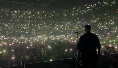 Concert cu mii de oameni la Sankt Petersburg, în timp ce morgile din Rusia nu mai fac față morților Covid