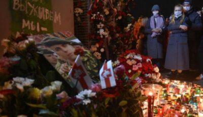 Belarus: un pictor de 31 de ani a murit după ce a fost arestat la Minsk