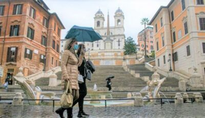 Covid-19 pierde teren în Italia. Contaminările scad a treia zi la rând