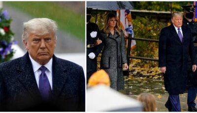 Donald Trump riscă să îşi piardă şi soţia, după ce a pierdut alegerile pentru Casa Albă